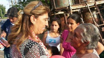 Unión por Entre Ríos salió a reforzar la campaña en Paraná