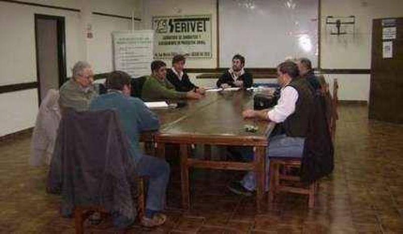 Se creó la comisión local de ganadería