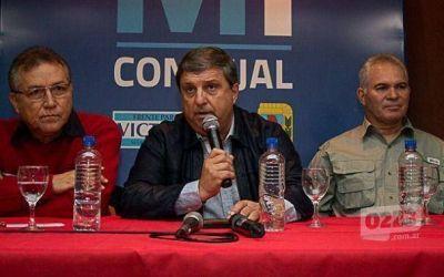 Cheppi encabezó el acto por el Día de la Lealtad en Mar del Plata