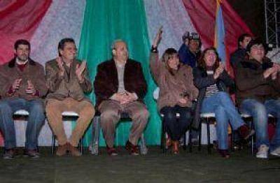 La agrupaci�n �La Juan Domingo� oficializ� su renuncia del FCyS