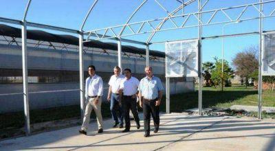 El año próximo se habilitará el Centro Biotecnológico Agrícola Forestal