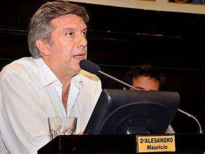 El Diputado D'Alessandro viene a Tandil para acompañar a los candidatos locales