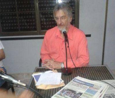 Quitilipi: Urlich denuncia que el FpV realiza actos proselitistas en escuelas