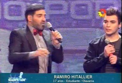 Ramiro dio el gran paso para seguir �So�ando�