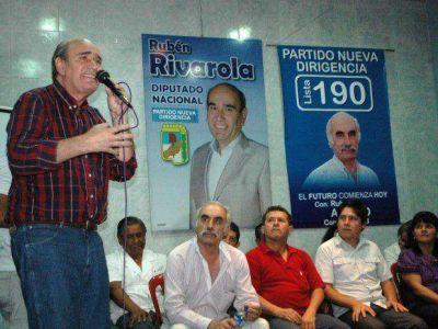 Los candidatos de la Lista 190 en San Pedro
