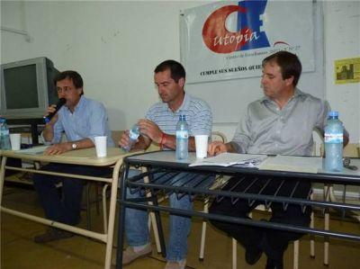 Los candidatos a concejales van calentando motores
