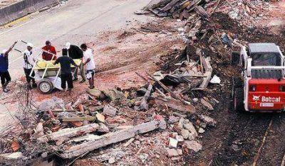 Villa 31: piden hasta $150 mil para liberar las casillas sobre las v�as