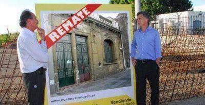 De remate: el gobierno de Macri quiere vender 50 inmuebles