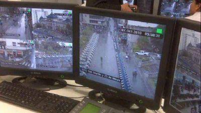 Inauguran un centro de monitoreo en Lules