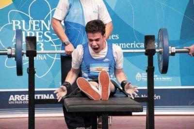 Los marplatenses a puro podio en los Parapanamericanos Juveniles
