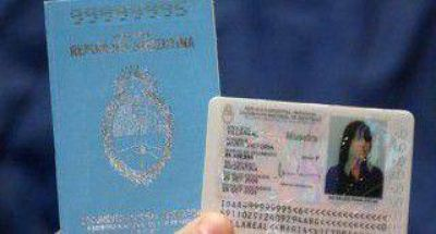 Quedan aún 11 mil DNI para retirar en el Registro Civil de Córdoba