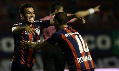San Lorenzo goleó a All Boys y sigue soñando