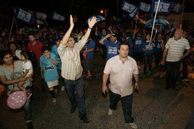 Guti�rrez hizo hincapi� en que 'Quilmes es un municipio que crece cada d�a con m�s equidad y justicia social'