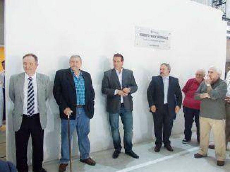El Sindicato de Empleados de Comercio de Quilmes reinauguró el Club Porvenir