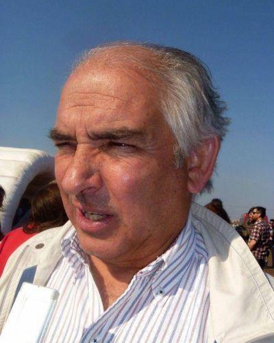 Despidieron los restos del intendente de Lober�a