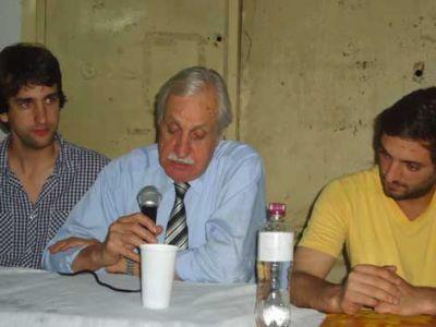 Importante reunión de Blanco y Bardengo en Gorostiaga