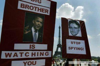 Estados Unidos espió 70 millones de llamadas en Francia en apenas un mes