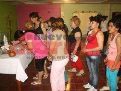 Mujeres del penal sumaron sus adhesiones a la campaña