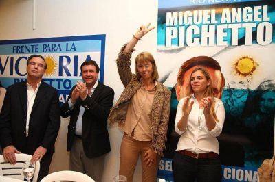 Los candidatos vuelven a Bariloche en la recta final