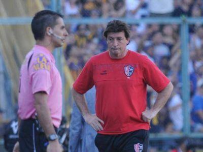"""""""Ellos anotaron, nosotros no"""", la lacónica explicación de Berti sobre la derrota de Newell's"""