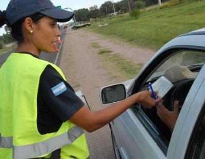 El 40% de los infractores no abona las multas de tránsito