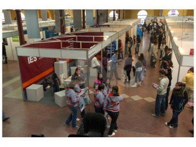 Comenz� la Expo Carreras 2013 en la Estaci�n Belgrano de Santa Fe