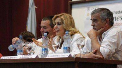 García Hamilton, Colombres Garmendia y Daniel Blanco explican sus propuestas