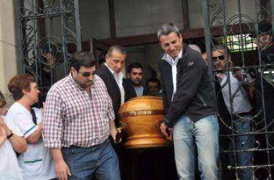 Con dolor, despidieron a Hugo Rodríguez