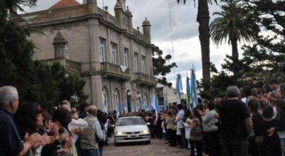 En 90 días habrá elecciones en Lobería para elegir al sucesor de Rodríguez