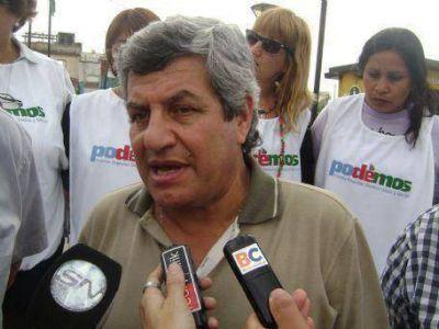 """De Gennaro visitó Berisso: """"Con PODEMOS está empezando a amanecer una propuesta diferente"""""""