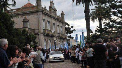 Luego del crimen, Lobería elegirá intendente en las elecciones de 2015