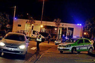 Operativos policiales y de tránsito en San Fernando
