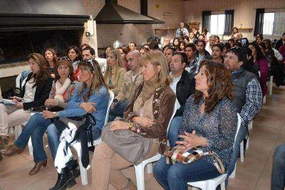 El Frente para la Victoria capacitó a sus fiscales de cara a las elecciones del 27 de octubre