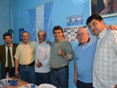 La Agrupación La DOS respaldó al intendente Gutiérrez