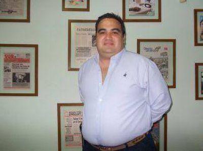 Fabián Luayza: la seguridad y la capacitación como ejes de su propuesta