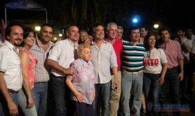Nito Artaza conf�a en superar los 40 mil votos de las Paso