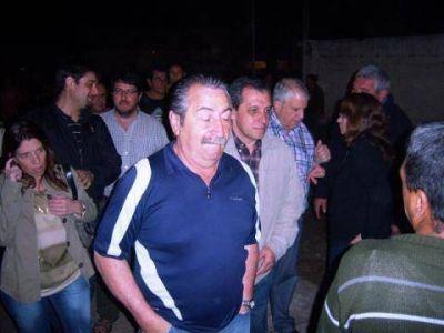 San Pedro y los candidatos del FPV en F�tima
