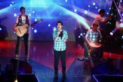 Ramiro es uno de los seis finalistas del Soñando por Cantar