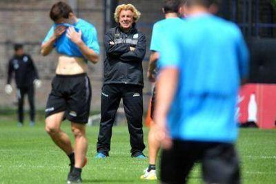"""Mostaza Merlo: """"Me tengo fe para revertir el momento del equipo"""""""