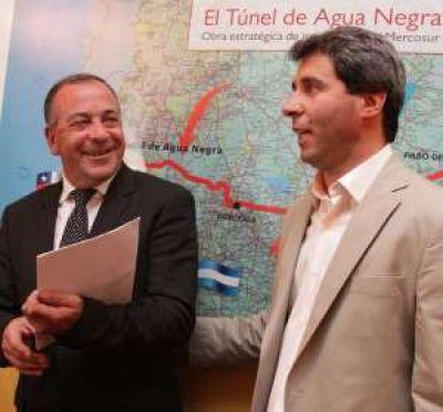 Túnel: están las empresas y costará U$S1.275 millones
