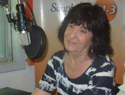 """Juana Posse: """"Confiamos en el vecino para tener un Concejo Deliberante que articule con el Ejecutivo"""""""