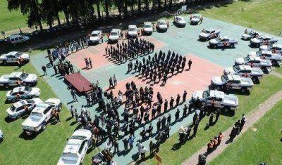 En Moreno, Granados asegur� que busca �mejorar la polic�a en cantidad y calidad�