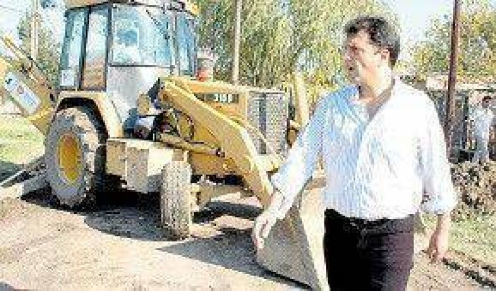 Kirchner puso a todo el Gobierno en campaña