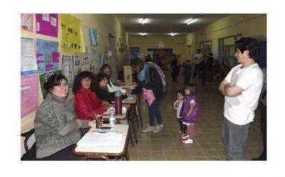 El lunes no habr� clases en el turno ma�ana de las escuelas donde se vote