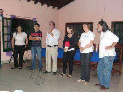"Candidatos de ""Compromiso formoseño"" reunidos Con diferentes sectores"