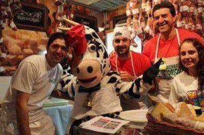 La Ruta de la Leche, uno de los atractivos principales de la propuesta santafesina en el Festival Gastronómico Raíz