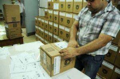 La justicia trabaja en el operativo Elecciones 2013