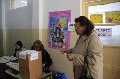 Bariloche centro de la disputa para llegar al Congreso