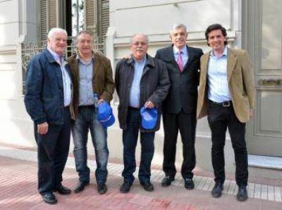 "Domínguez: ""Argentina necesita dirigentes, no candidatos"""