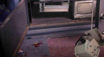 El disco rígido e la cabina del motorman no podrá ser reparado